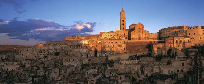 La Civita e i Rioni Sassi